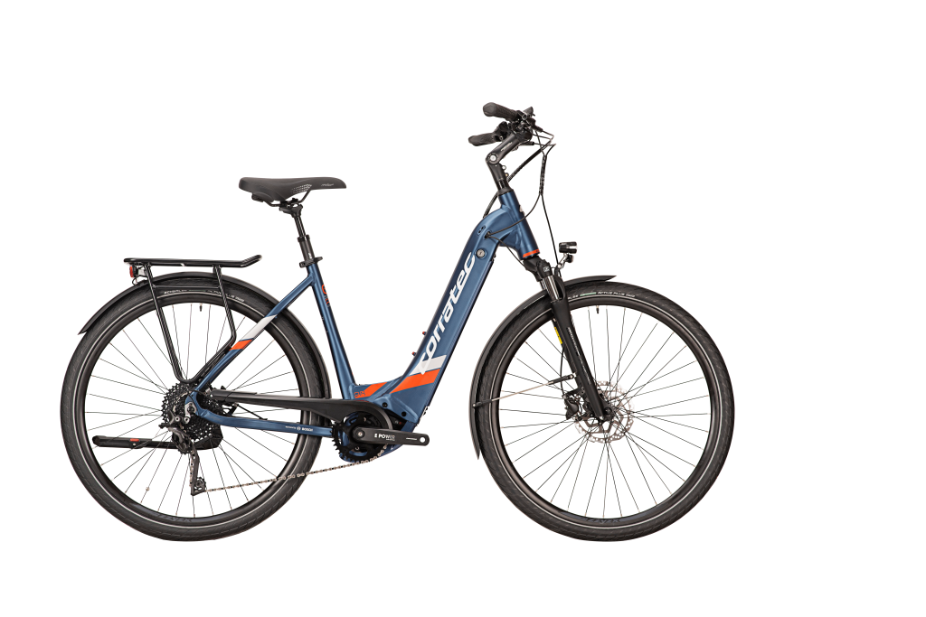 E-Bike Corratec E-Power Urban 28 CX 6 10S BK25322 Bosch Performance CX Akku 625 Wh
