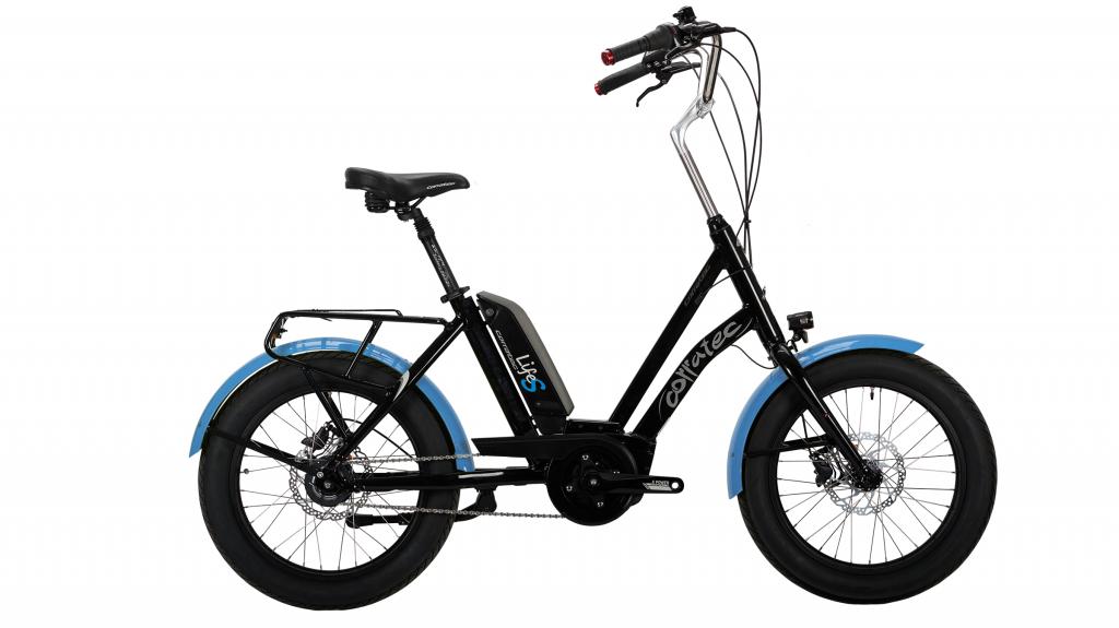 E-Bike Corratec Life S AP5 BK24281 Bosch Active Plus Akku 500 Wh