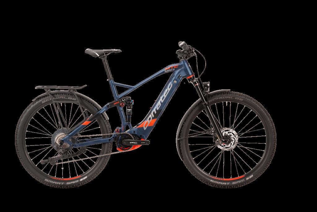E-Bike Corratec E-PowerMTC 120 Elite 29 BK25431 Bosch Performance CX Akku 625 Wh