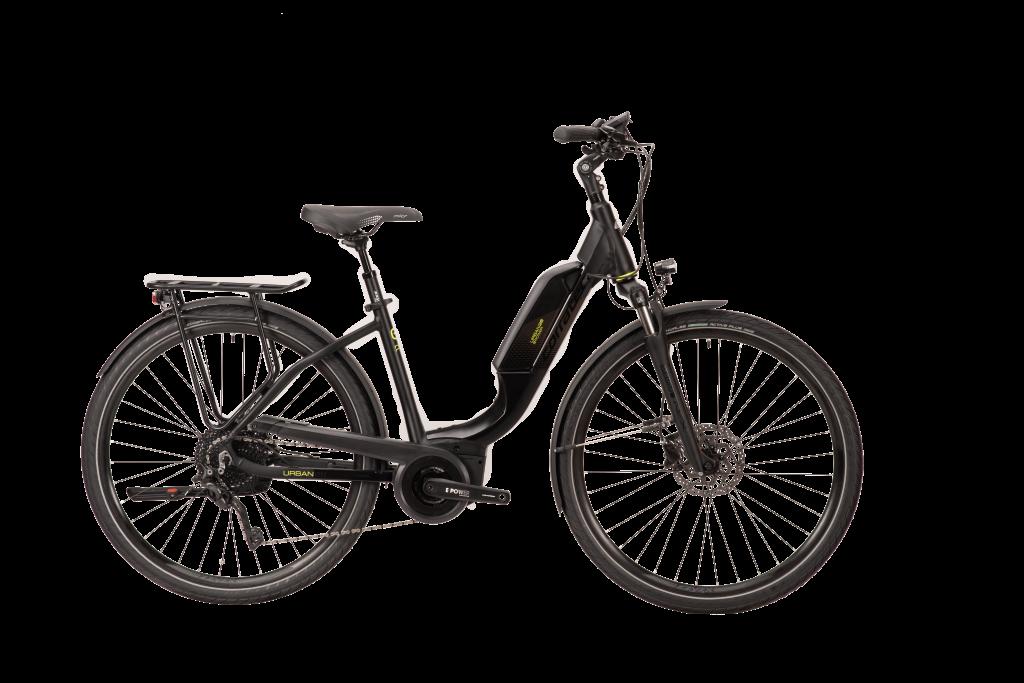 E-Bike Corratec E-Power Urban 28 P5 BK25502 Bosch Performance Motor Akku 500 Wh