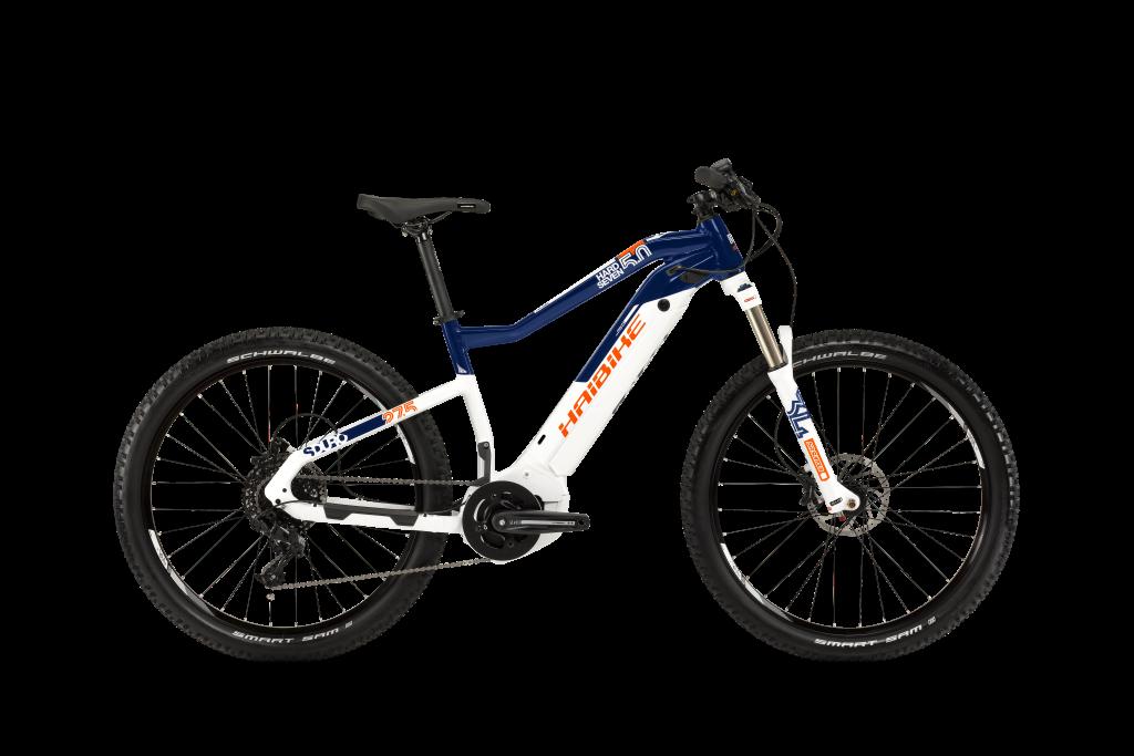 E-Bike Haibike HardSeven 5.0i Yamaha PW-SE System, Akku 500 Wh