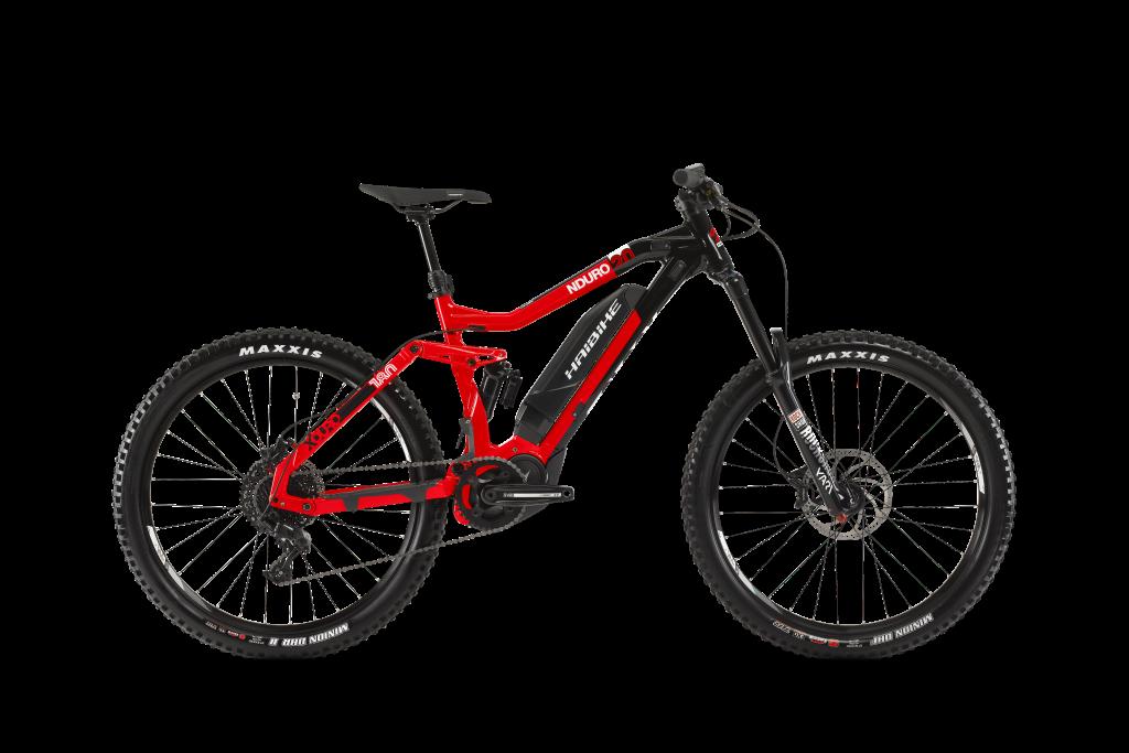 E-Bike Haibike Xduro Nduro 2.0 Yamaha PW-X System, 500 Wh Akku