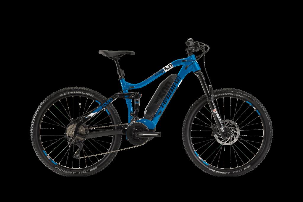 E-Bike Haibike Sduro FullSeven LT 3.0 Yamaha PW-ST System 500 Wh Akku