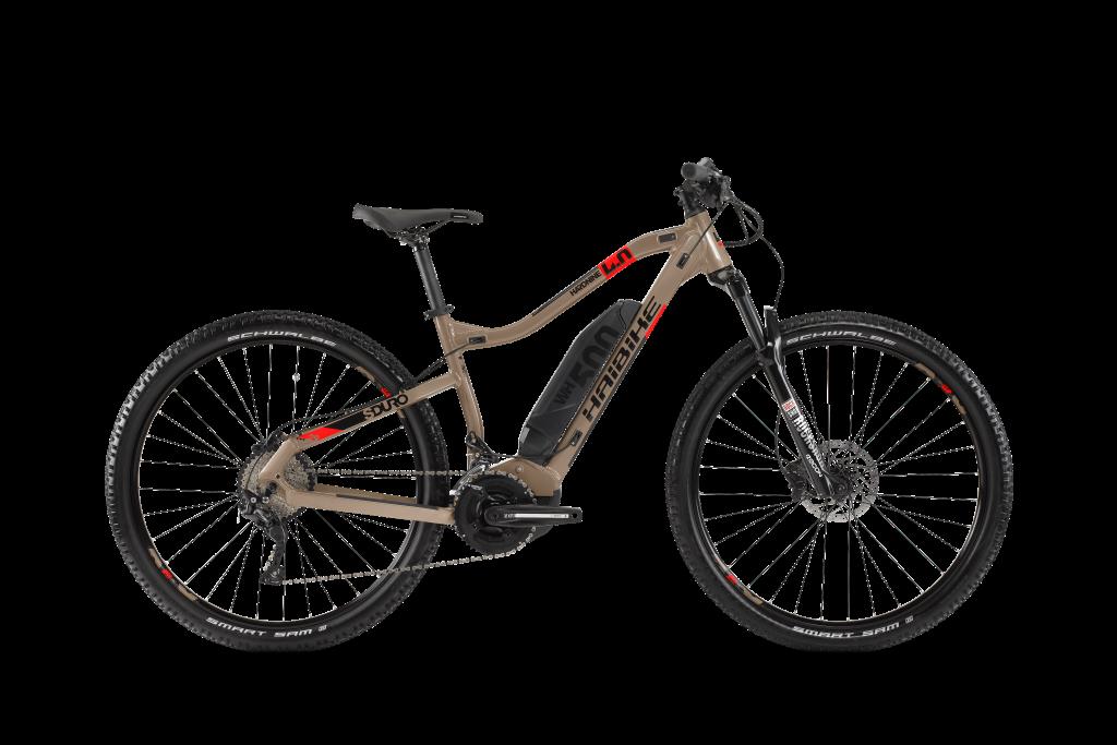 E-Bike Haibike Sduro HardNine 4.0 Yamaha PW-ST System 500 Wh Akku