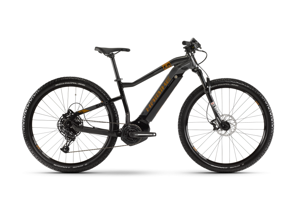 E-Bike Haibike HardNine 6.0 Yamaha PW-ST System 500 Wh Akku