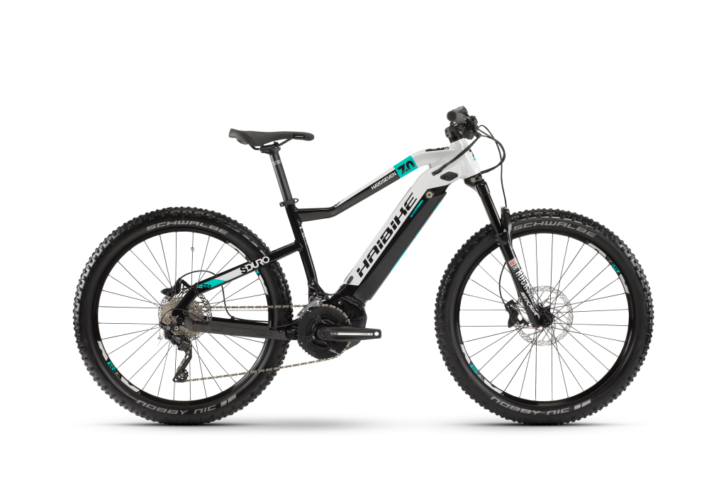 E-Bike Haibike Sduro HardSeven 7.0i Yamaha PW ST System 500 Wh Akku