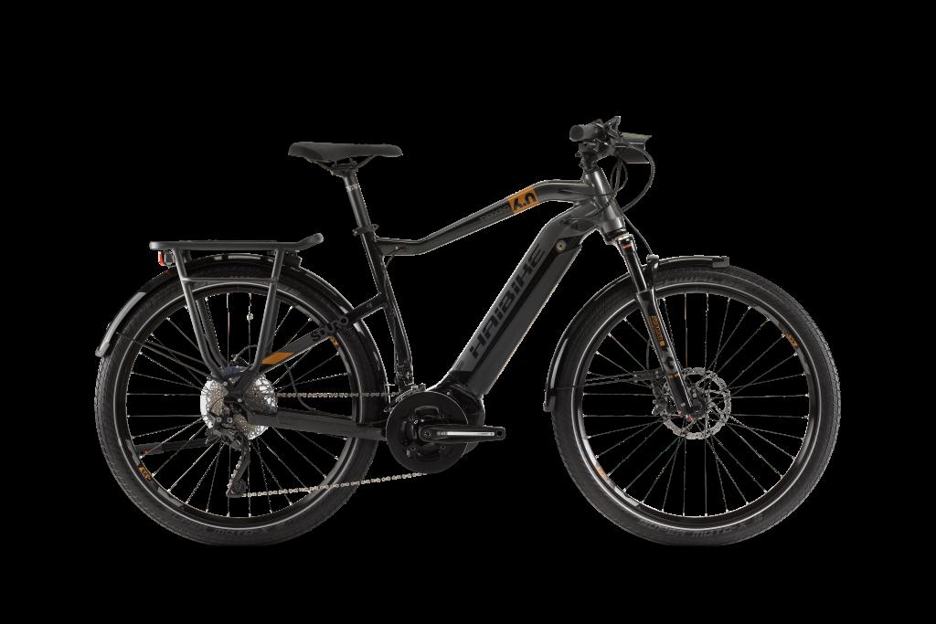 E-Bike Haibike Sduro Trekking 6.0 Gent Yamaha PW-ST System 500 Wh Akku