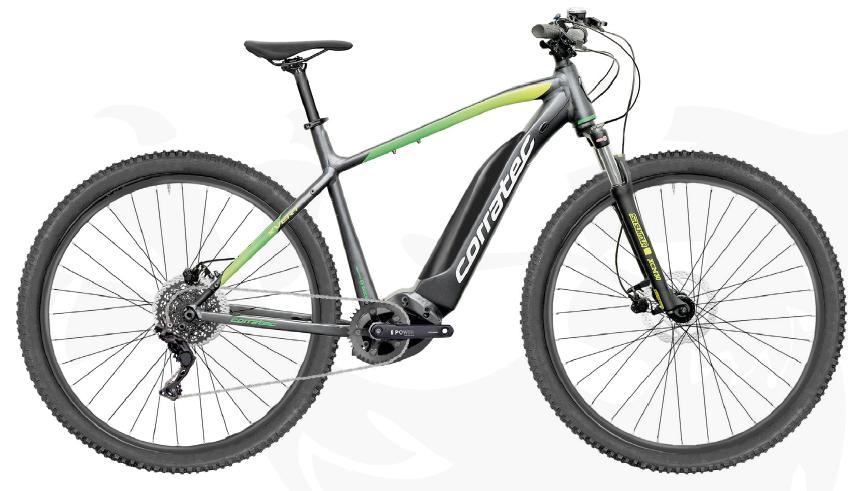 E-Bike Corratec E-Power X Vert CX 5 LTD, BK25507 Bosch Performance CX, 500 Wh Akku