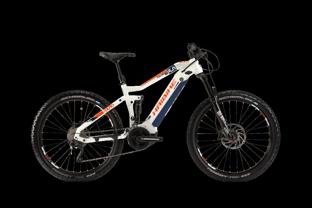 E-Bike Sduro FullSeven LT 5.0 Yamaha PW-ST System, 500 Wh Akku
