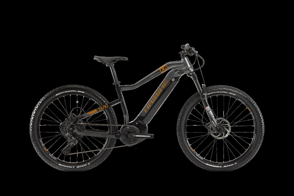 E-Bike Haibike Sduro HardSeven 6.0 Yamaha PW-ST System 500 Wh Akku