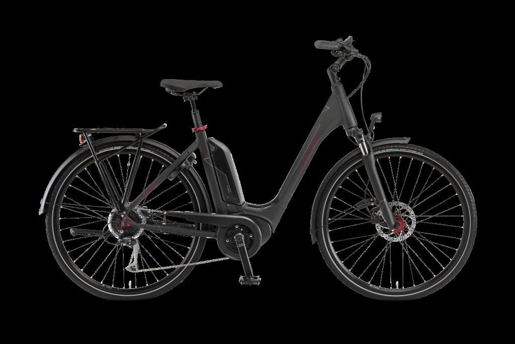 E-Bike Sinus Tria9 Einrohr Bosch Active Plus, 500 Wh Akku
