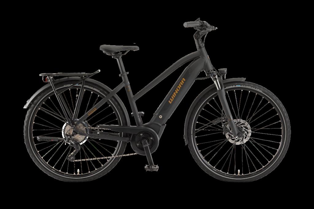 E-Bike Winora Sinus i10 Bosch Performance Line Bosch Kiox 500 Wh