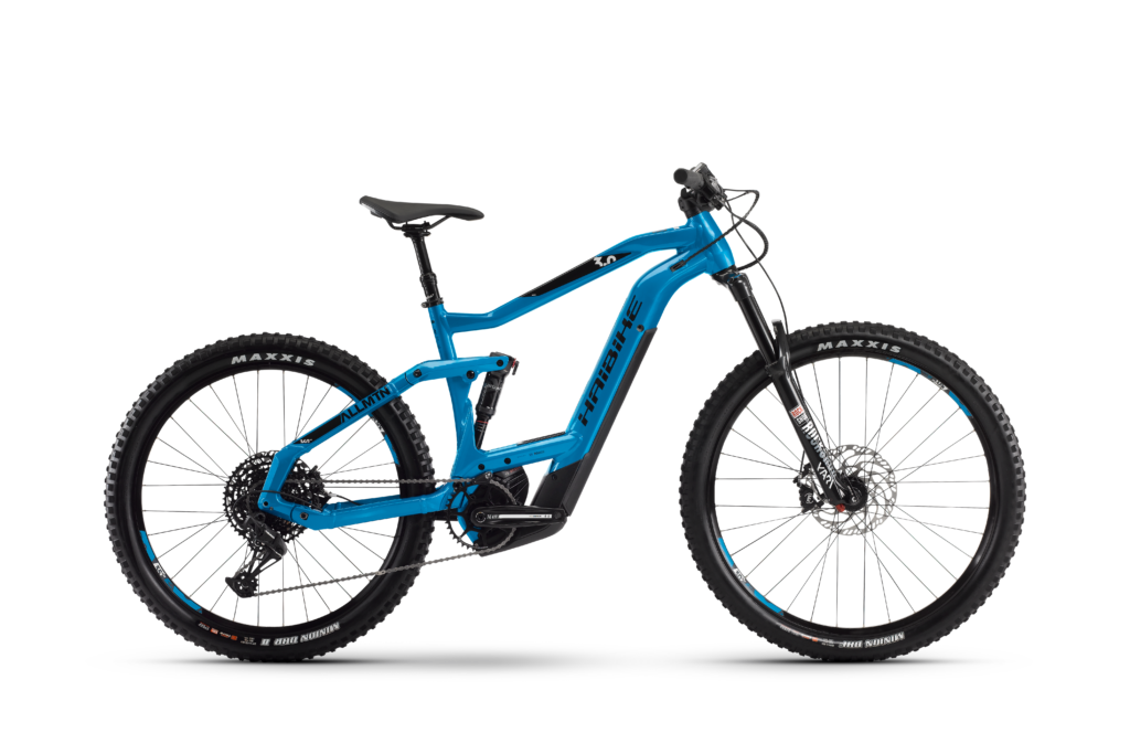 E-Bike Haibike XDuro AllMTN 3.0 Bosch Performance CX 635 Wh Akku